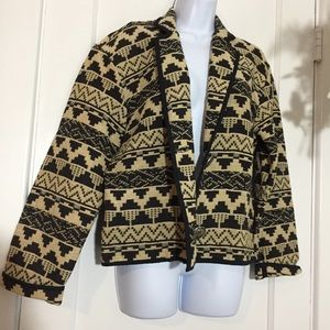 NEW IDENTITY coat/blazer  Small